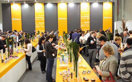 Innovationsreiche Messe