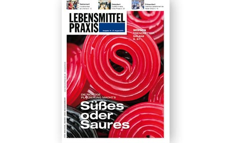 Ausgabe 16 2010 vom 27. August 2010: Süßes oder Saures