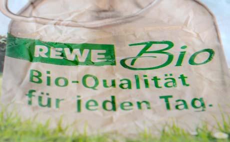 Rewe/DUH: Keine Bio-Tüten mehr nach Kritik