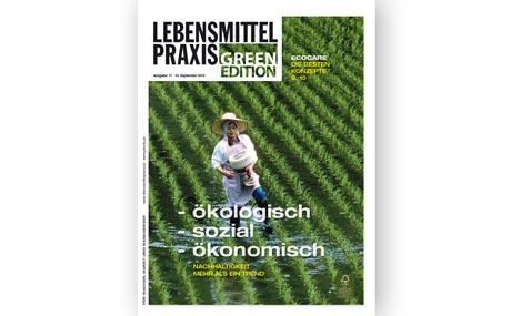 Ausgabe 17 2010 vom 10. September 2010: Ökologisch sozial ökonomisch