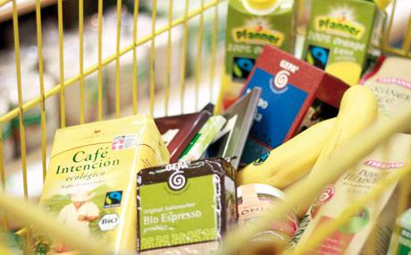 Faire Produkte polieren das Image der Händler auf