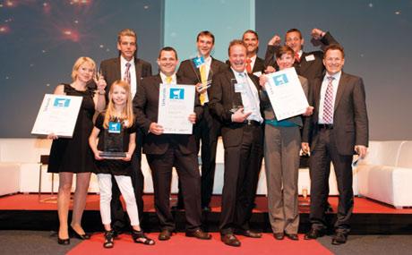 Die Preisträger 2012 auf einen Blick