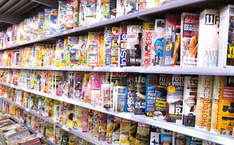 Mehr Wettbewerb beim Verkauf von Zeitungen