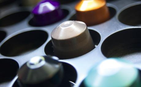Verkaufsstart mit Nespresso-kompatiblen Kapseln