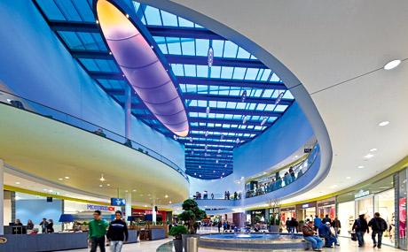 Die Mall zur großen Bühne machen
