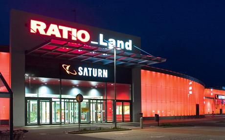 Gerade aufgemacht: Ratio-Land