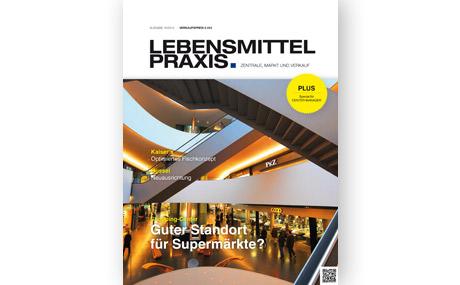 Ausgabe 16/2012 vom 24. August 2012: Guter Standort für Supermärkte?