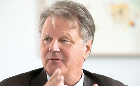 Interview mit Carl-Jürgen Brandt - Brandt:Weicher Übergang