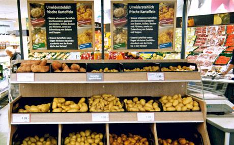 Verkaufstipp: So setzt man Kartoffeln richtig in Szene