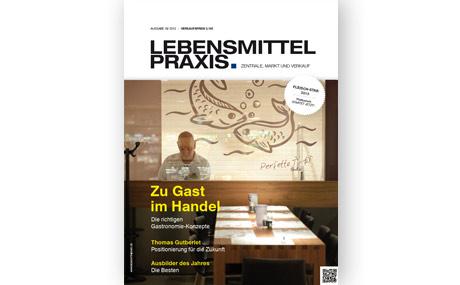 Ausgabe 19/2012 vom 8. Oktober 2012: Zu Gast im Handel