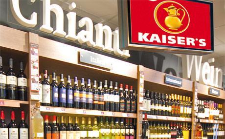 Neuer Kaiser's Tengelmann: Kölner Landstraße in Düsseldorf