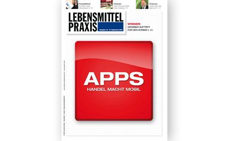 Ausgabe 18 vom 24. September 2010: Apps