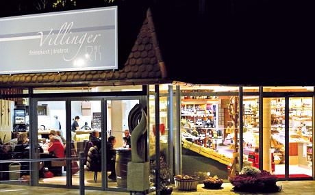 Umgebautes Feinkostgeschäft Villinger: Titisee-Neustadt