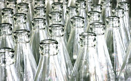 Glasindustrie muss Boden gutmachen