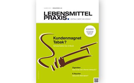 Ausgabe 24/2012 vom 14. Dezember 2012: Kundenmagnet Tabak?
