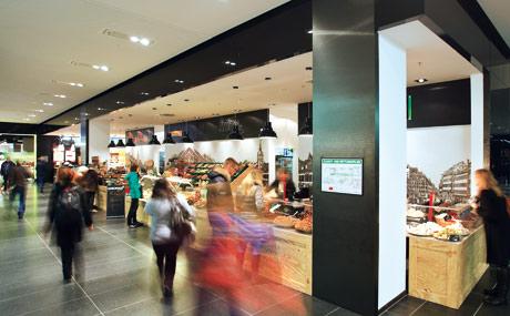 """Von der """"Blechbüchse"""" zur attraktiven Shoppingmeile"""