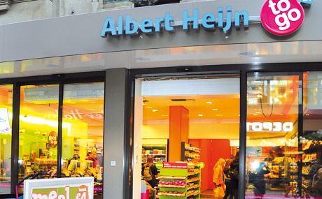 Albert Heijn: Neues Distributionszentrum