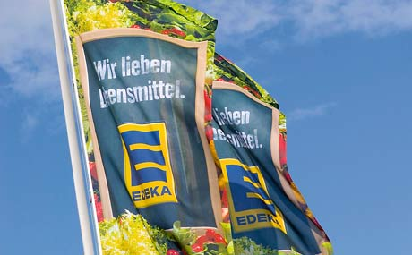 Edeka: Übernahme der Ratio-Märkte