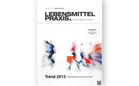 Ausgabe 1/2013 vom 11. Januar 2013: Trend 2013