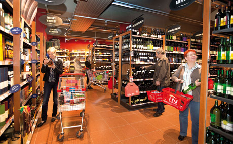 Interspar - The Mall: Wien Mitte