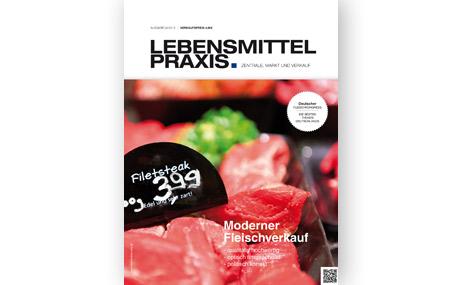 Ausgabe 4/2013 vom 15. Februar 2013: Moderner Fleischverkauf