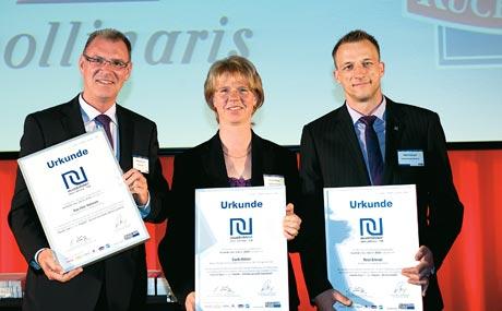 Preisträger - Talente Schmiede