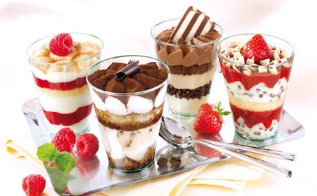 5 Gründe für Desserts