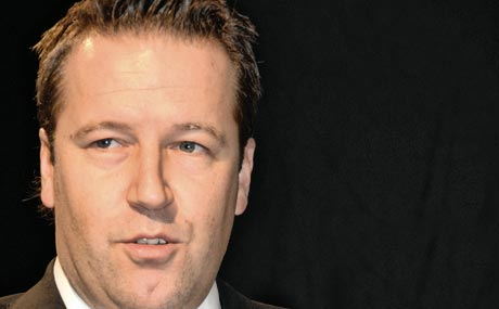 Armin Rehberg wird neuer Vorstand