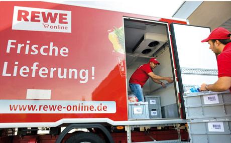 Rewe Online: Neues Lager für den Online-Handel