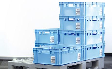 Neue Behälter für die Branche