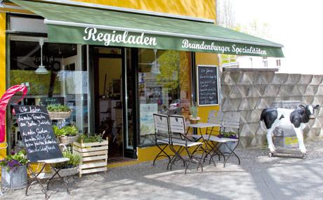 Neuer Regioladen: Berlin-Friedrichshagen