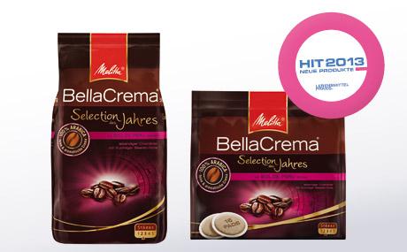 Melitta BellaCrema ist ausgezeichnet!