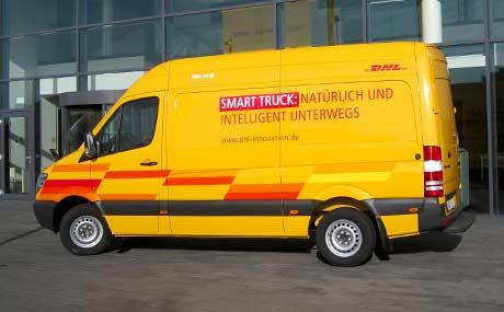 DHL : Einstieg in Schweizer Onlinehandel