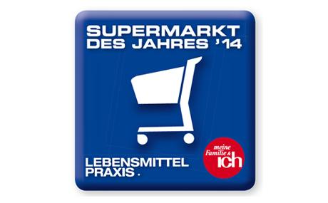 SuperMarkt des Jahres 2014: Zukunftspreis würdigt innovative Märkte