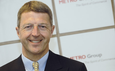 Metro Group:  Friedensgespräche