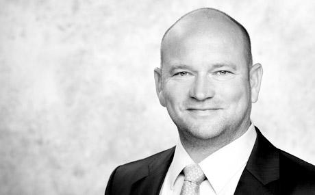 Frank Baldauf neuer Geschäftsführer
