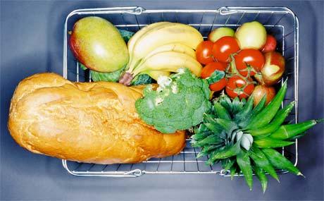 Lebensmittelpreise: Im Schnitt 4 Prozent höher
