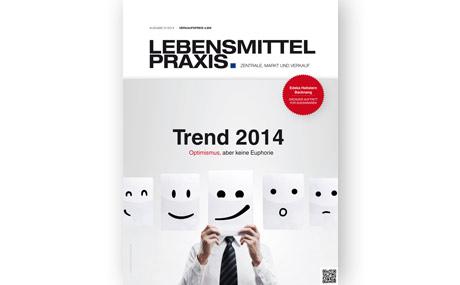 Ausgabe 01/2014 Vom 17. Januar 2014: Trend 2014