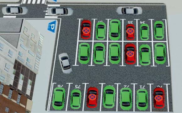 Advertorial:Erkennung fremd geparkter Fahrzeuge
