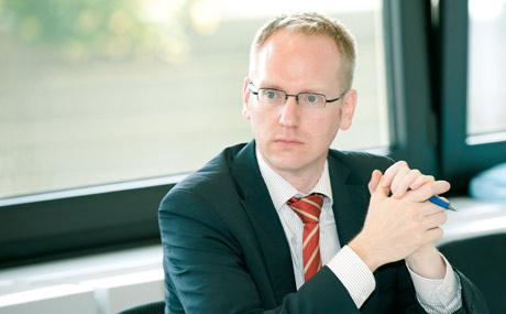 Uwe Bergmann, Henkel