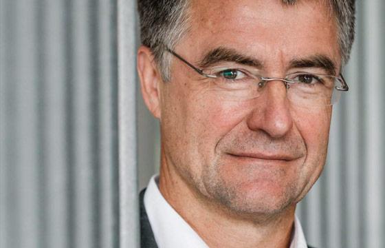 Ulrich M. Kipper, Geschäftsführer des IT-Technologieunternehmens it-werke Gruppe