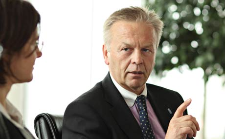 Wolfgang Hinkel, Interview Totgesagte leben länger