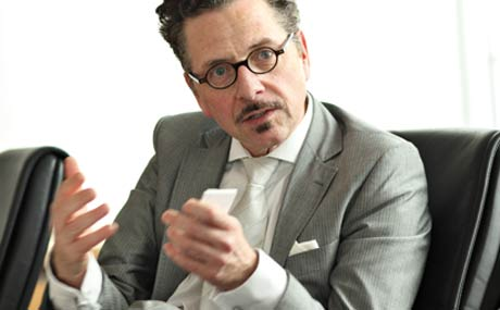Reiner Mihr, Chefredakteur Lebensmittel Praxis