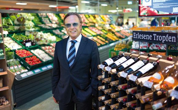 """""""Wir haben die Marke Kaiser's in den vergangenen Jahren konsequent beackert."""" Tobis Tuchlenski"""