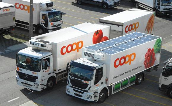Coop Schweiz:Veggie-Märkte geplant