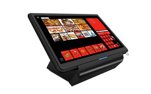 Das Tablet TCxFlight kann bei Bedarf als Arbeitsplatz im Büro genutzt werden.