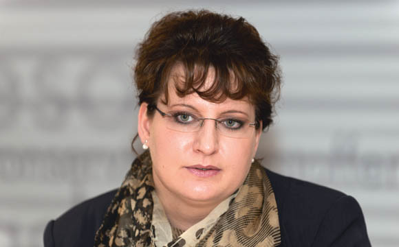 Alexandra Hauptmann, Kaufland