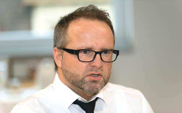 Axel Lienhard, Edeka Südwest