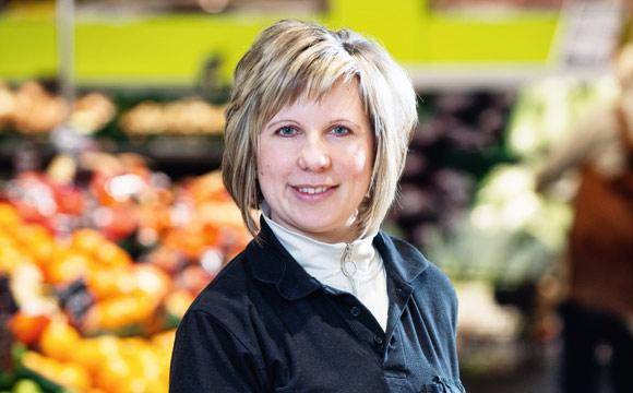 Karina Witt, Marktkauf Ratzburg