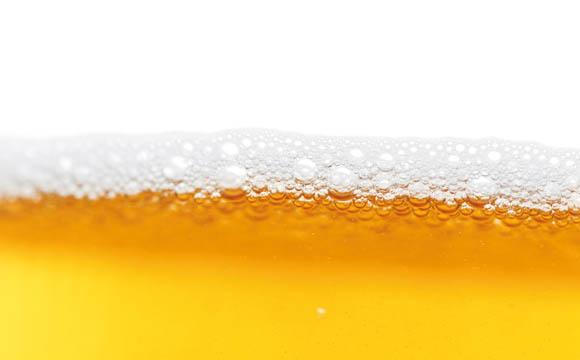 Positives Getränk: Alkoholfreies Bier